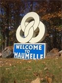 City of Maumelle Sign