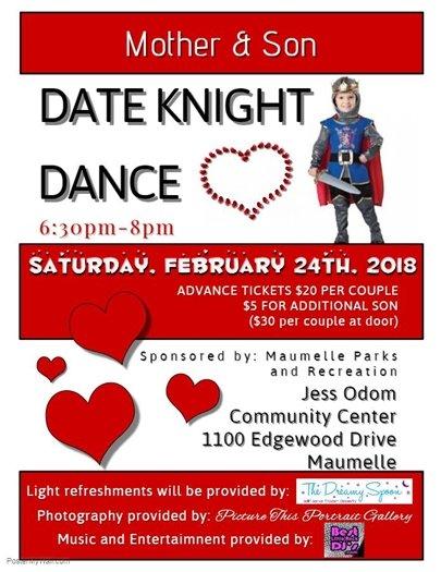 Date Knight Dance 2018