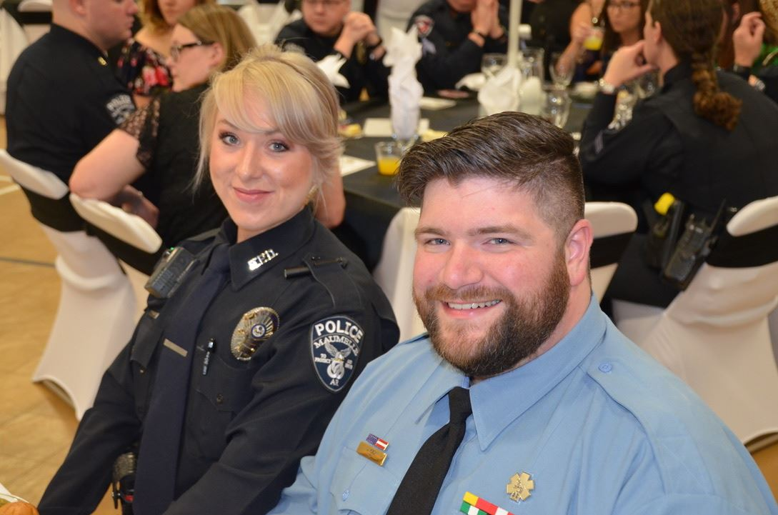 Police + Fire Banquet
