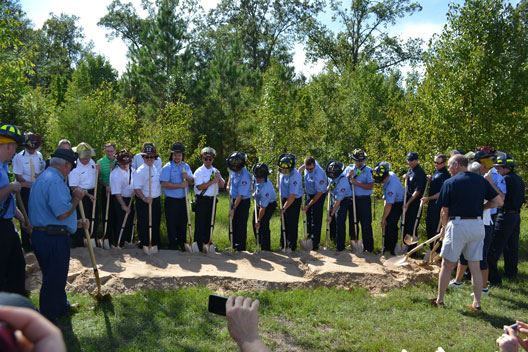 Breaking Ground Group Photo