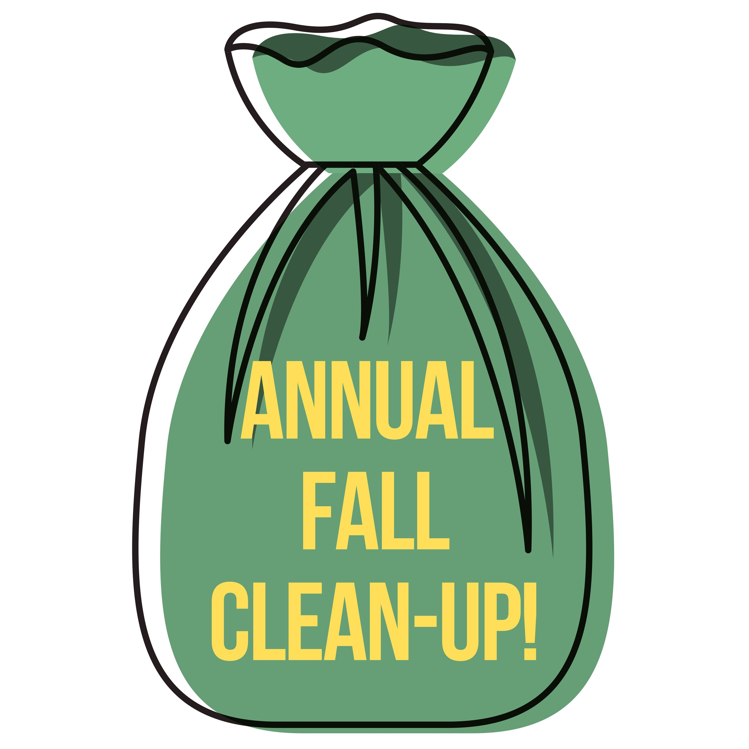 Annual Fall Clean-Up! 2019