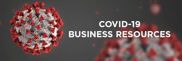 COVID-19 Header Graphic